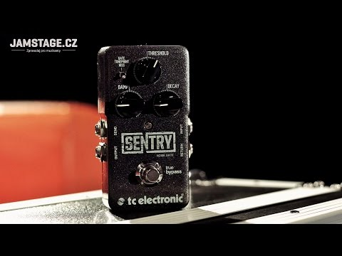 Tc Electronic Sentry Noise Gate (Aivn)