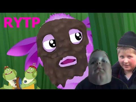 Лунтик и проделки гусениц | RYTP без мата
