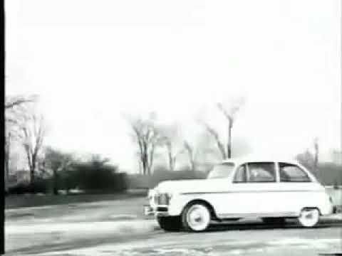 Henry Ford's 'plastic hemp car' T-Model prototype 1941