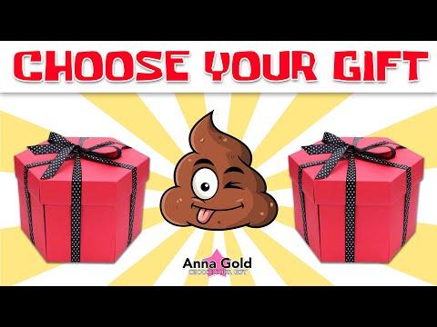 CHOOSE YOUR GIFT / ELIGE TU REGALO TIK TOK 🎁   Lisa or Lena, ВЫБЕРИ СЕБЕ ПОДАРОК🎁  Anna Gold 💖