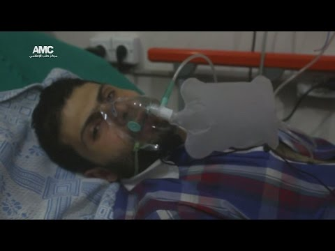 4 Dead In Suspected Chlorine Gas Attack in Aleppo
