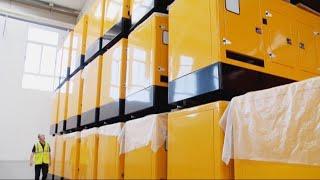Дизельный генератор JCB(Дизельный генератор, дизельная электростанция по ценам ниже производителя. В наличии ДЭС ДГУ с гарантией..., 2013-11-22T04:43:15.000Z)