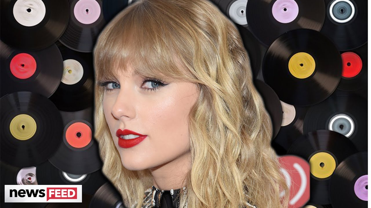 Taylor Swift saves Record Store in Nashville!