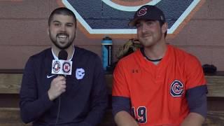 Carson-Newman Baseball: Michael Wroth Recaps Northwood, 2-16-19