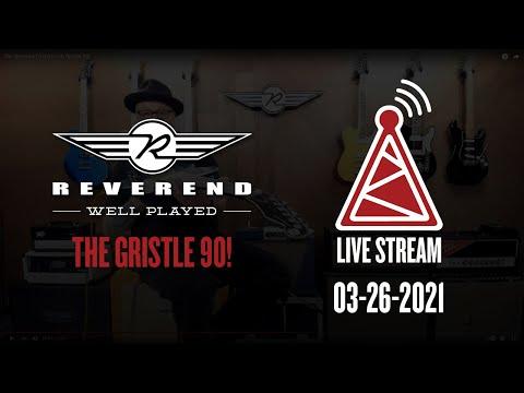 The Reverend Greg Koch Gristle 90!