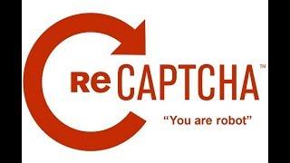 Решаем проблемы с reCAPTCHA