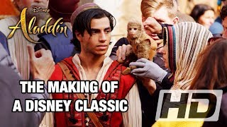 ALADDIN (2019) | The Making Of A Disney Classic Live-Action Movie [HD]