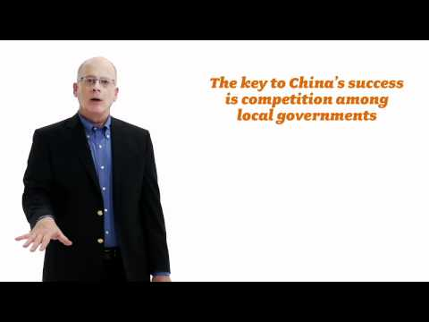 Saul Levmore Explains New Economic Models in China and India