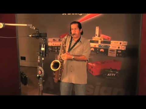 Studio Tech Tips - Recording Sax