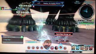 Photon Saber/reflect build feat Gravidus, the Headless Emperor (Read the description!!!)