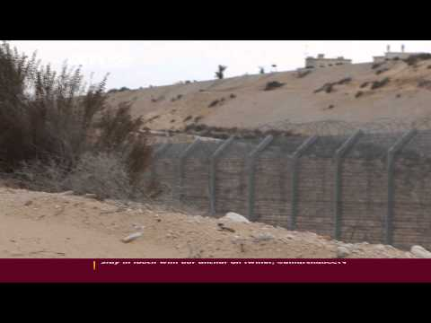 Israeli Government Moves African Migrants to Remote Detention Center (Part 1)