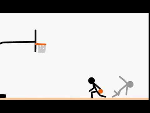Basketball Animation (Stykz)