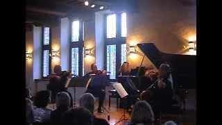 R. Schumann Klavierquintett Es-Dur / op. 44 /  2nd mov  Hamburg Strings