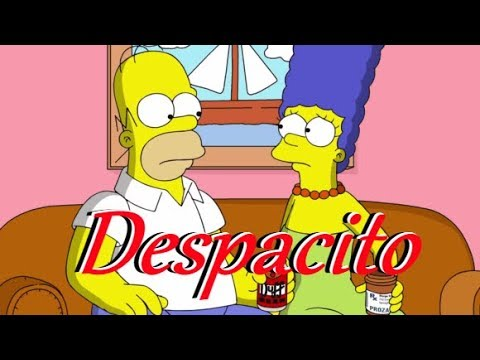 Simpsonovi Despacito Parodie