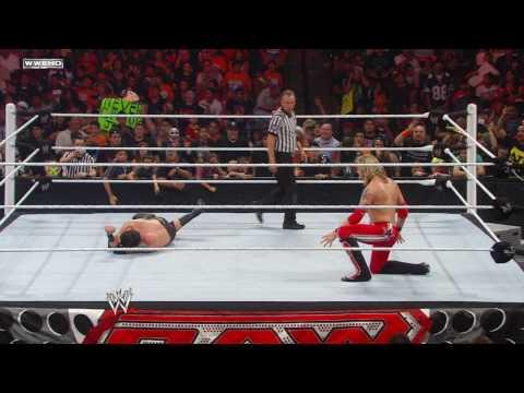 Raw: Edge vs. Wade Barrett