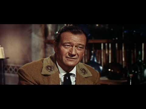 """THE ALAMO  1960 Clip 1 (""""Republic"""") copyright MGM/UA"""