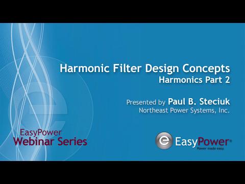 Harmonic Filter Design - Harmonics Part 2