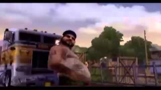 Big Mutha Truckers 2 (Playstation 2) - Retro Video Game Commercial / Ad