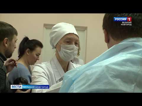 ГТРК СЛАВИЯ Никитин в инфекционной больнице 31 03 20