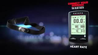 Padrone Smart+ Video   CatEye Bicycle Electronics