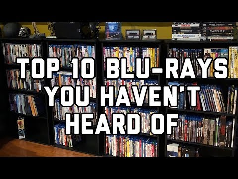 Top 10 Blu-ray Movies You (Probably) Haven't Heard Of