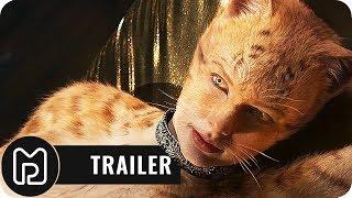 CATS Trailer Deutsch German (2019)