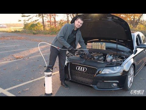 Easiest Oil Change Ever! | Schwaben Fluid Extractor DIY