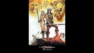 Conan the Barbarian '82: A Bloodsoaked Masterpiece