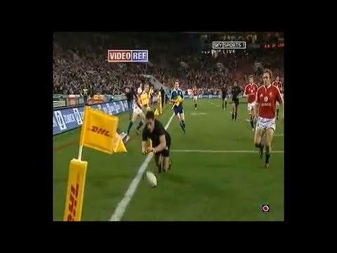 Dan Carter: the most complete performance by a 10 vs Lions 2005