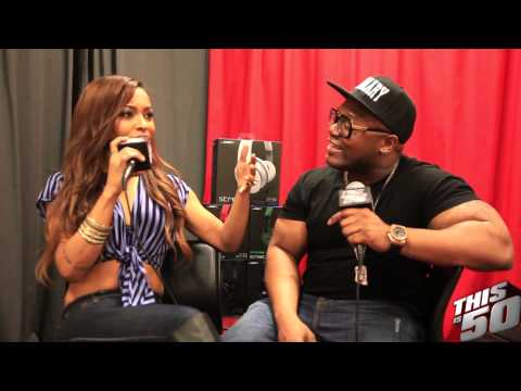 Amina on Her Sisters; Peter Gunz Marriage; People Thinking She's Mean