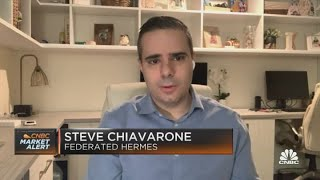Federated Hermes's Steve Chiavarone on rising rates