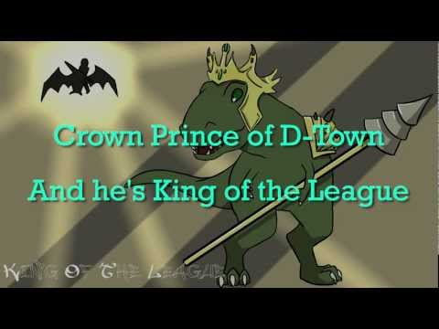 AoD - King of the League QWER Lyric