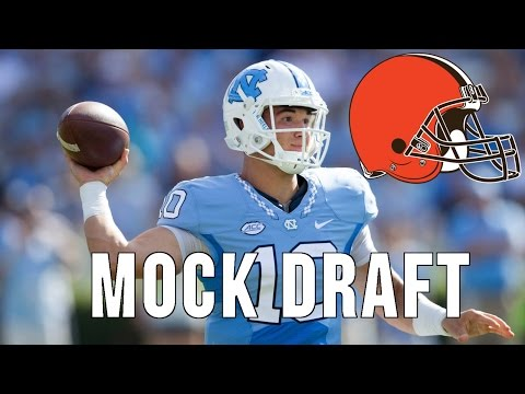 2017 NFL Mock Draft 8.0 - What if Trubisky Goes #1 Overall? Full First Round Mock Draft