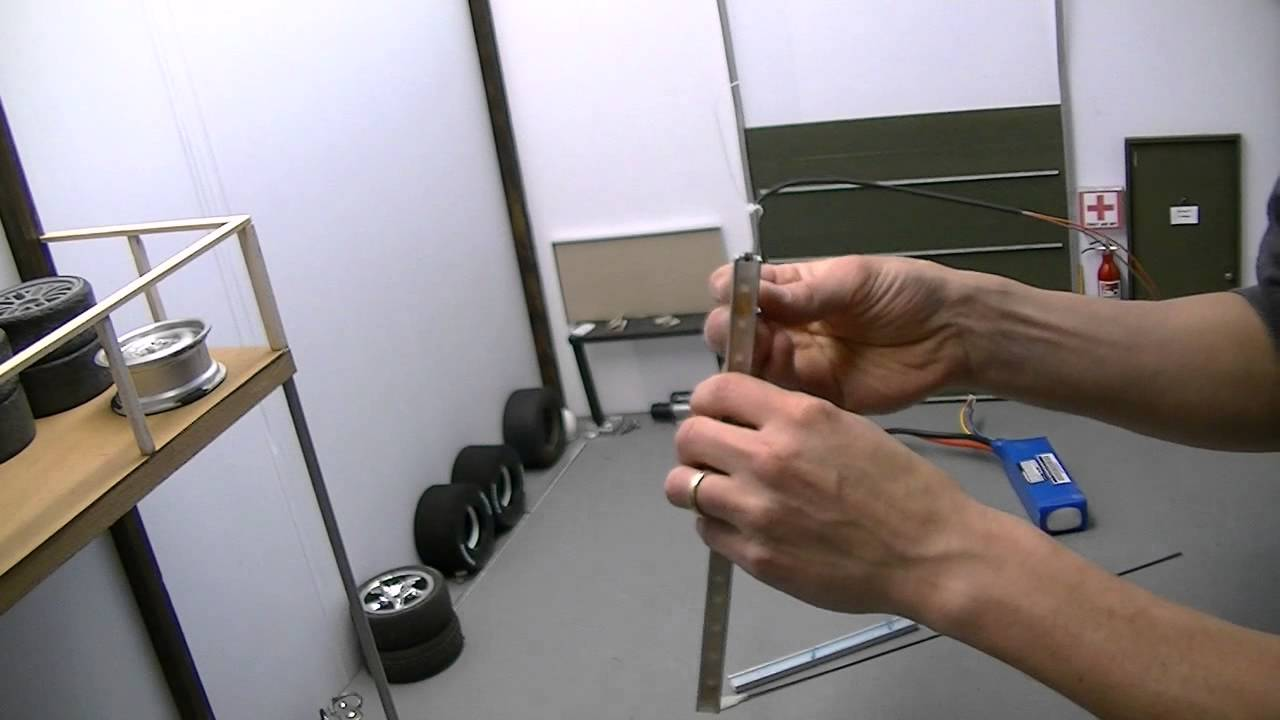 GCM Scale Garage 5 Making Workbench Lights  YouTube