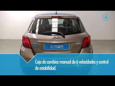Coches de segunda mano en Las Palmas | Toyota Yaris