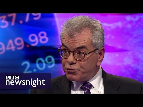 Is the use of nuclear weapons becoming more thinkable? - BBC Newsnight
