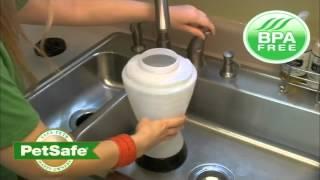 Petsafe Healthy Pet Gravity Feeder & Waterer Set For Pets