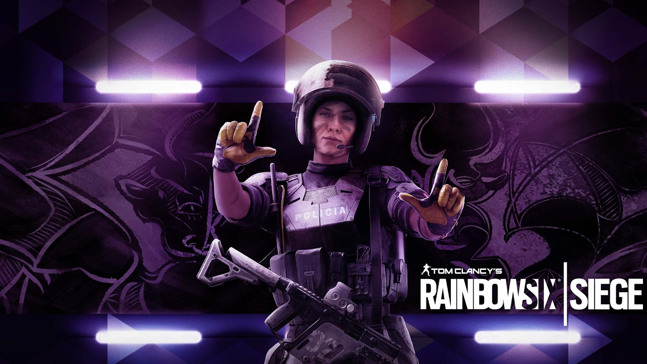 Tom Clancy's Rainbow Six Siege - Velvet Shell : MIRA Operator [AUT] -  YouTube