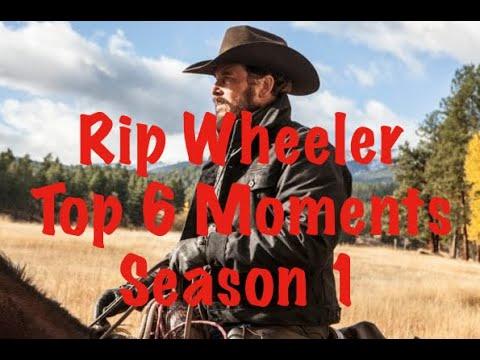 Rip Wheeler's Best Moments Yellowstone Season 1