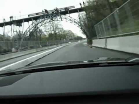 Tur i en BMW M5 2012 ved Copenhagen Racing Festival 2012