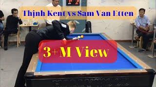 [ HCN ] Thịnh ken giao lưu bi da Cadre 47/2 với cơ thủ vô địch thế giới Sam Van Etten Hà Lan