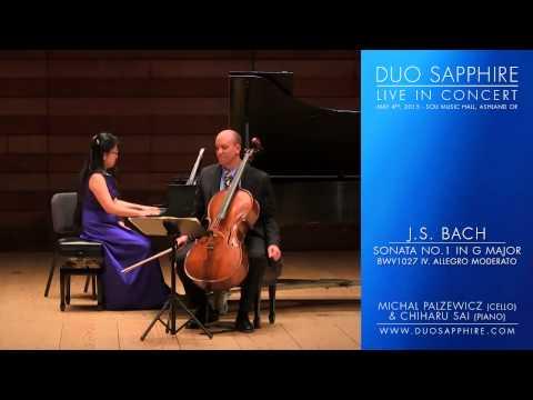 Duo Sapphire   SOU Music Hall 2015