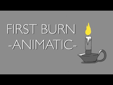 First Burn | Hamilton Animatic