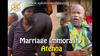 Marriage Immorality Antenna - xploit comedy