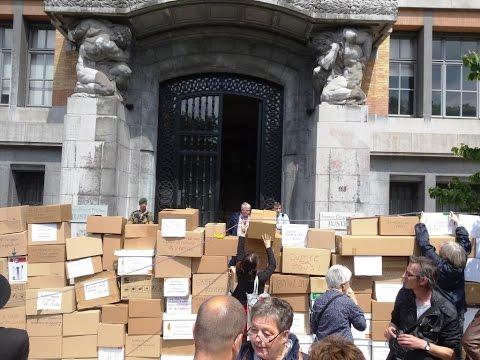 SOS Accès à la Justice: la destruction du mur