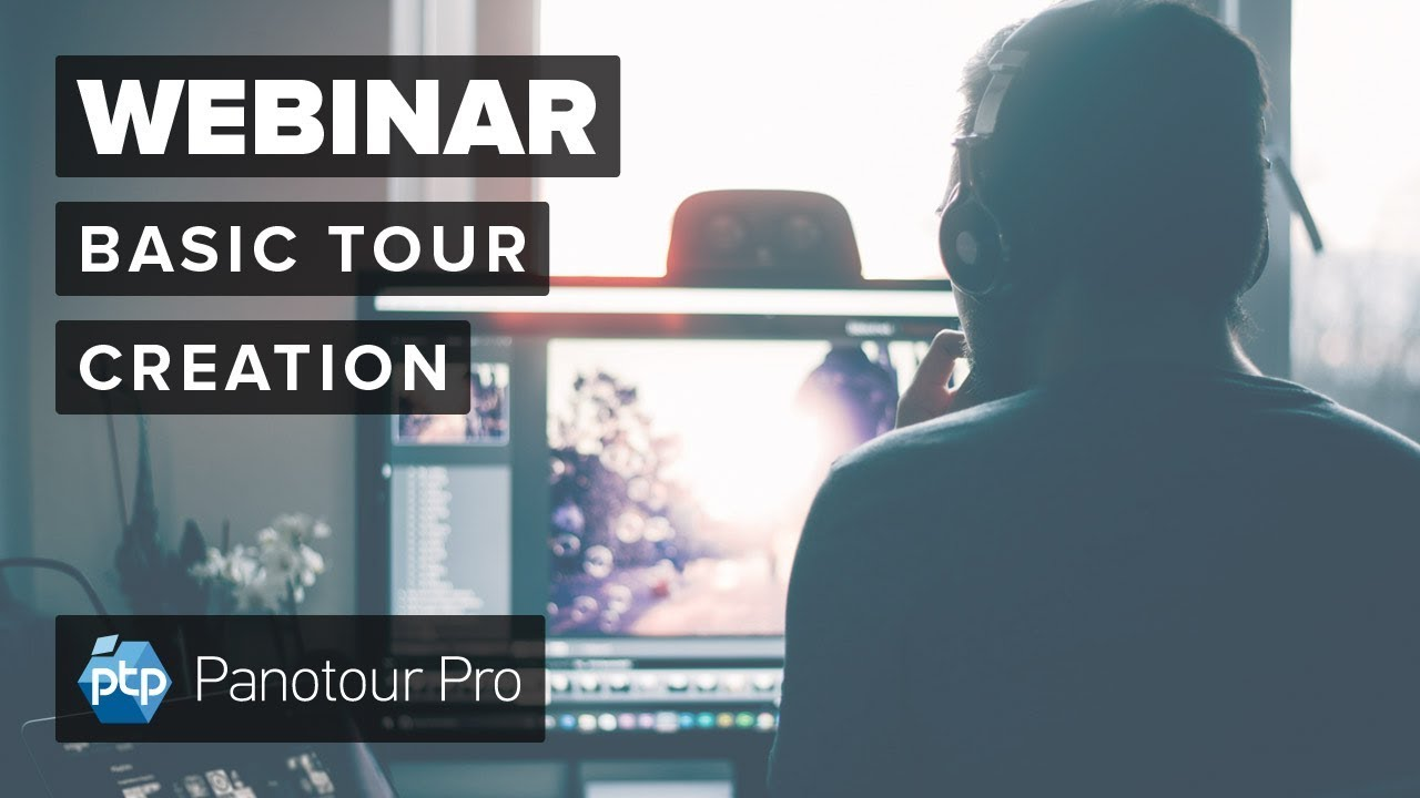 Kolor Webinar - Good practices for creating virtual tours with Panotour Pro 2