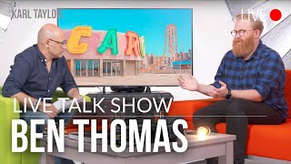 Hasselblad Master Ben Thomas came on our LIVE Talk show - Here's a round up
