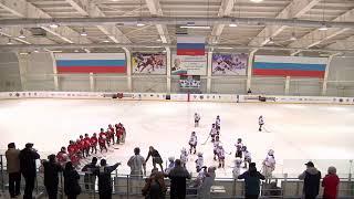 Красная Звезда (Краснокамск) : Старт- 2 (Челябинск) 19.04.2019 г. часть 2