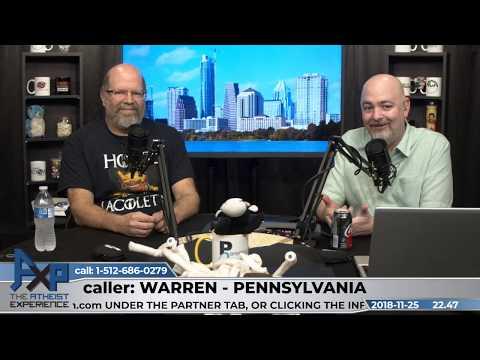 Atheist Experience 22.47 with Matt Dillahunty & John Iacoletti