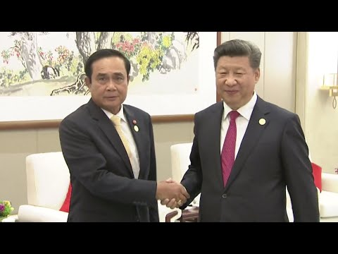 Live G20 summit Thailand and Chinese 2016